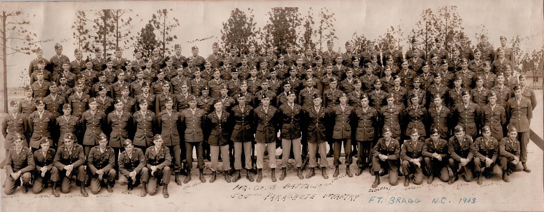 Fort Bragg History